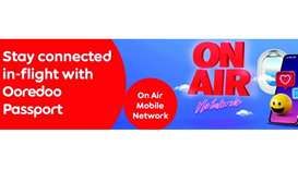 Ooredoo reaches new heights with in-flight roaming
