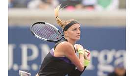 WTA Finals Kvitova's reward after fitness fight
