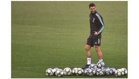 Ronaldo happy  with 'more  attacking' Juve