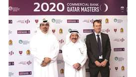 Commercial Bank extends Qatar Masters sponsorship