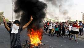 Three more Iraqis killed as violent protests spread nationwide