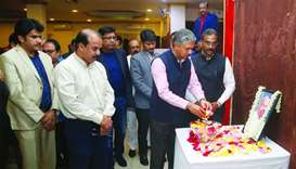 Indian community pays homage to C K Menon