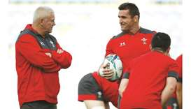 Wales confident of centres ahead of  South Africa clash