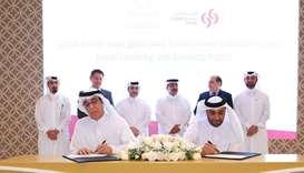 Qatar Rail signs pacts with HIA, QNB and Commercial Bank