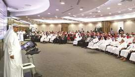 Ashghal opens international conference with focus on 'lean design and construction ideas'