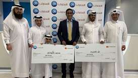 QIB hosts ceremony to award grand prize winners of Cards Summer Campaign