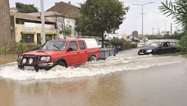 Man dead as flash floods ravage northeast Spain