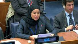 Qatar calls for peaceful resolution of conflicts
