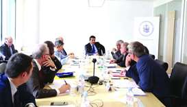 Attorney-General chairs IAACA meeting in Geneva