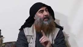 Islamic State leader Baghdadi killed in US forces' Syria raid