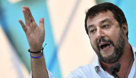Italy's Salvini scores landslide victory in Umbria regional election