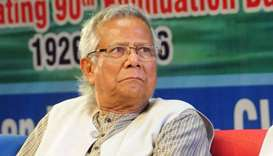Nobel laureate Yunus must surrender after arrest warrant, court rules