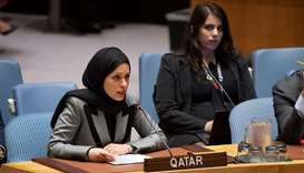 Qatar reiterates call for unconditional dialogue with blockade countries to resolve fabricated crisis