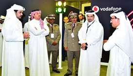 Vodafone Qatar showcases NextGen smart tech at Qitcom