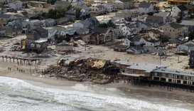 Climate-fuelled flooding to imperil 300 million by 2050