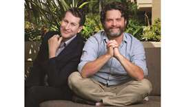 How they super-sized Between Two Ferns