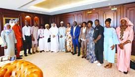 Attorney-General meets Gambian officials