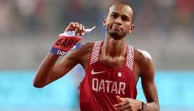 Barshim soars to gold; thanks spectators, organisers