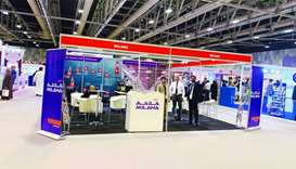 Milaha showcasing integrated transport, logistics and supply chain solutions at Oman expo