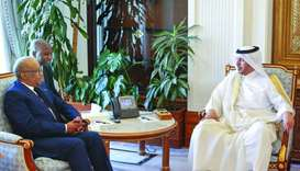 PM meets Ivorian justice minister