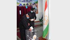 Presidential election in Tajikistan begins