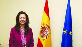 Qatar ties highlighted as Spain marks National Day