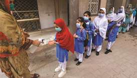 Strict virus checks ordered as primary schools reopen