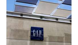 A Gap retail store is shown in La Jolla, California, U.S.