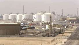 File photo of Ras Laffan Industrial City, Qatar.