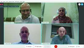 QU-Health, HMC join hands for webinar series on research skills