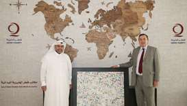 British ambassador commends Qatar Charity for its humanitarian activities globally