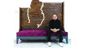 Bachir Mohamad, artist and designer
