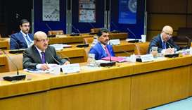 The United Nations Office on Drugs and Crime praised Friday the State of Qatar's role in achieving t