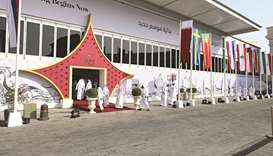 S'hail to begin at Katara on Tuesday