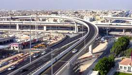 Ashghal opens Al Waab Interchange and Murraikh Interchange