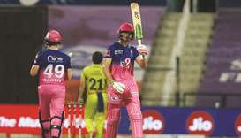 Rajasthan's big win keeps them afloat, Chennai face ouster