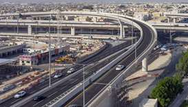 Ashghal opens Al Waab and Murraikh interchanges