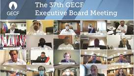 The GECF Executive Board Meeting was attended by high-ranking officials of Algeria, Bolivia, Egypt,
