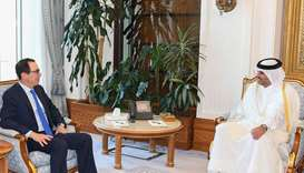 Prime Minister meets US Treasury Secretary