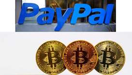 PayPal to allow cryptocurrency on its network