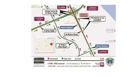 Closure on Al Wakra Road