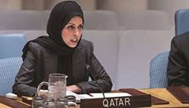 Qatar affirms keenness on supporting international efforts to implement youth, peace and security agenda