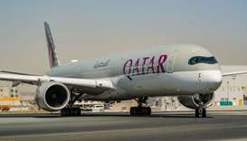 Qatar Airways takes delivery of 3 more Airbus A350-1000