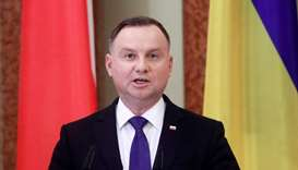 Polish President tests positive for coronavirus
