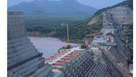FILE PHOTO: Ethiopia's Grand Renaissance Dam