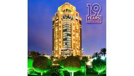 Ritz-Carlton launches 19th anniversary hotel package