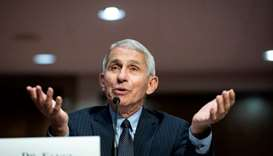 Widespread vaccination not likely until later in 2021: US expert Fauci