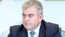 Northern Ireland minister Brandon Lewis