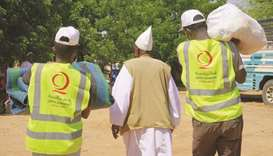 Qatar Charity provides relief aid to flood-hit areas in Sudan