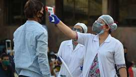 India's coronavirus infections rise by 45,148